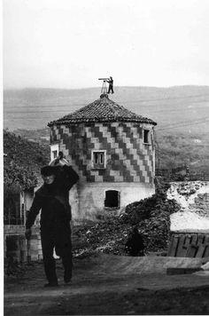 Italian Vintage Photographs ~ Enzo Sellerio