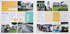 Pages by Krista Noorman featuring the Seafoam Edition.