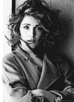 Rose Byrne (1979) - Australian actress. Photo by Giampaolo Sgura, 2014