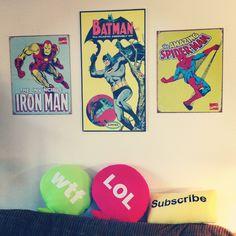 Geek Room    #throwboy #pillow #subscribe #chat #lol #wtf #plush #plushie #geek