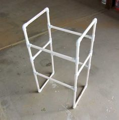 FREE Download: How To Build A PVC Pipe Rack Storage System More FREE Downloads: Materials List And Cost Estimate Worksheet How To Build A Shed Ramp 11 page PDF download of dimensions and views for …