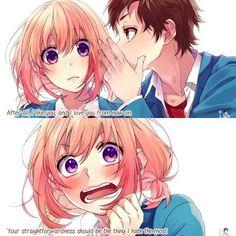 When you realize your ship (Koyuki x Hina) ain't sailing  I KNEW THIS WAS COMING! Puberty hit Kotaro like a bus     #anime #manga #shoujo #romance #love #natsuki #zuttomaekarasukideshita #movie #animemovie #fairytail #naruto #noragami #attackontitan #shingekinokyojin #hina #kotaro #koyuki Koi, Anime Couples, Cute Couples, Zutto Mae Kara, Anna Blue, Honey Works, Anime Japan, Couple Art, Noragami