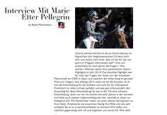 Interview mit Marie Etter Pellegrin