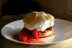 Homemade Strawberry Shortcake Recipe - Pinch My Salt