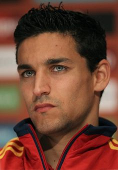 Jesus Navas and his amazing eyes