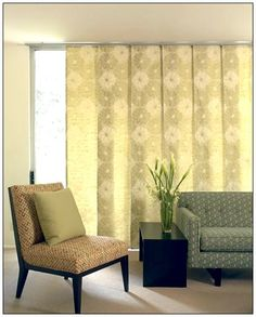 Window Treatments For Sliding Glass Doors Window treatment, blinds  - Sliding glass door curtain ideas