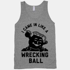 I Came In Like a Wrecking Ball | HUMAN