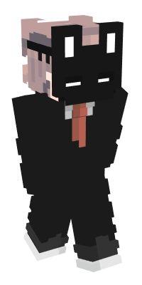 Minecraft Skins With Masks, Minecraft Skins Cute Boy, Minecraft Mask, Cool Minecraft Houses, Minecraft Blueprints, Minecraft Buildings, Minecraft Creations, Minecraft Projects, Minecraft Crafts