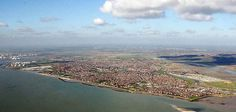 Canvey Island in Essex, Essex