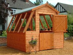 potting sheds - Yahoo Image Search results