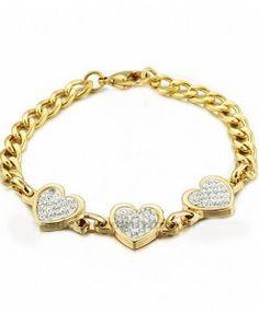 8 Bracelets, Gold, Jewelry, Fashion, Moda, Jewels, Fashion Styles, Schmuck, Jewerly