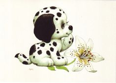 ruth morehead graphics | ... puppy illustration by ruth j. morehead FREE SHIPPING to canada and usa