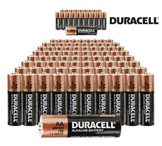 Win Today's Giveaway of the Day - Duracell Batteries 100 Pack: AA or AAA - Drawing 5/7/15 @ 3PM EST