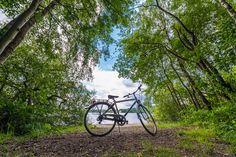 En Bicicleta por Valonia por los Lagos de l'eau d'heure