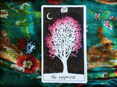 The Weekly Tarot: The Empress | Archetypes