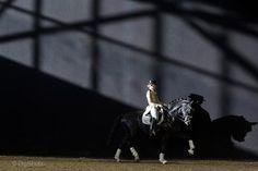 Photo: Leanjo de Koster. Horse: Capri Sonne Jr.