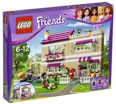LEGO Friends 3315 - Traumhaus 60€