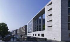 Müller Reimann Architekten | AUSWÄRTIGES AMT BERLIN