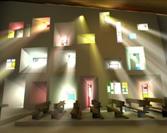 le corbusier chapel ronchamp - Google Search                                                                                                                                                                                 もっと見る