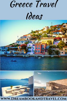 Whether for a cultural visit, a family vacation, or a romantic getaway, Greece is an amazing destination. We have researched where to go in Greece for you!