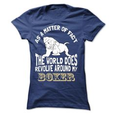 If you love boxer dog then this shirt is for you. Not sold in stores