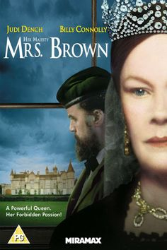 Mrs. Brown; Here is a list of romance films about older couples. #romanticmovies #moviestowatch #list #grandparentsday #lovemovies #classicfilms Netflix Movies To Watch, Good Movies To Watch, Best Romantic Comedies, Romantic Movies, Best Movies List, Movie List, National Grandparents Day, British Books, Older Couples