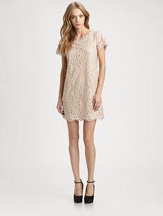 Joie - Susina Lace Dress - Saks.com