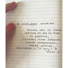 A confident woman has Jesus. Seven Secrets of a Confident Woman by Joyce Meyer - I've read this book and the devotional that goes with it. Great Quotes, Quotes To Live By, Me Quotes, Inspirational Quotes, Motivational, Girl Quotes, Famous Quotes, Funny Quotes, The Words