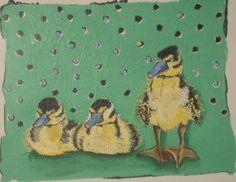 duckies i painted..Lynda McGovern.