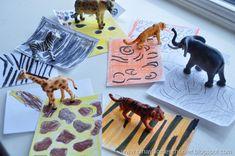 The Pinay Homeschooler: Continent ~ Africa Eyfs Activities, Animal Activities, African Animals, African Safari, Reggio, Handas Surprise, Africa Continent, Carnival Of The Animals, Dear Zoo