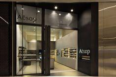 Aesop store by Kerstin Thompson Architects, Suntec City Mall, Singapore