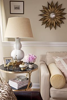 Living Room by Wendy Labrum Interiors, LLC.