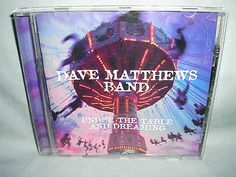Dave Matthews Band - Under the Table and Dreaming CD