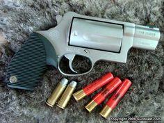 """Taurus .45 Colt/.410 Shotshell """"Public Defender"""" Revolver"""