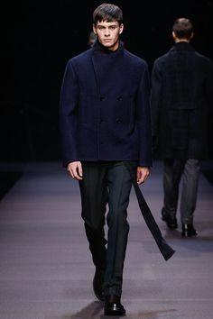 Ermenegildo Zegna | Fall 2014 Menswear Collection | Style.com