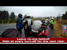Group Riding & Further Training - Rider Risk