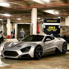 Zenvo ST1 looks cool, but I don't trust its quality.