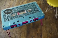 Alter Furniture Great Tape Coffee Table