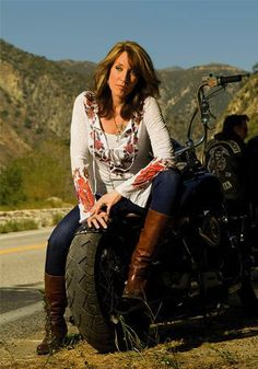 """Gemma"" from Sons of Anarchy - LOVE her!"