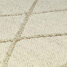 Katherine Carnaby Coast Diamond CD02 Cream . . . Het vloerkleed Coast Diamond CD02 Cream is een vloerkleed uit de nieuwe collectie van Vloerkledenwinkel. De Coast Diamond kleden zijn verkrijgbaar in vier verschillende kleuren. Deze kleden zijn klassieke vloerkleden die een geometrisch, diamanten patroon hebben. De Coast Diamond CD04 zou in elke maat geleverd worden. In India zijn deze kleden handgeweven met 50% Wol en 50% Viscose.