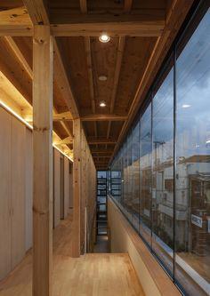 Us Residence,Courtesy of Tadashi Suga Architects