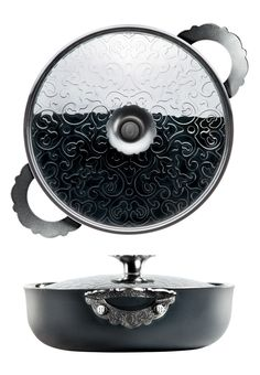 marcel wanders: dressed cookware for alessi