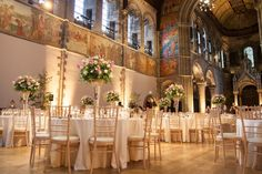 An Amanda Wakeley Gown for an Elegant Summer Garden themed Edinburgh Wedding   Love My Dress® UK Wedding Blog