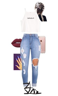 """Bored"" by kaykayxolove ❤ liked on Polyvore featuring Lime Crime, Incase…"