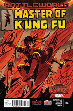 Master Of Kung Fu (2015) Issue #3