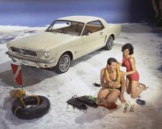 1964 Ford Mustang Ad...