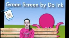 Thank you Mr. Albert's for this 3rd grade student blog on why she loves the Green Screen by Do Ink app. Such a nice recommendation.