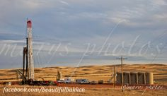 Beauty is all through the Bakken Oil Region -- just look for it. A good heart will see it.  If you look for desolation and destruction, you will find it.  If you look for beauty, you will find it.