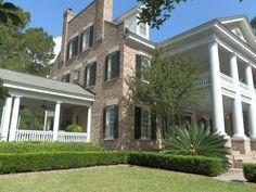 Savannah Grey Handmade Brick on Residence in Charleston, SC. Brick Companies, Charleston Homes, Grey Brick, Low Country, Savannah Chat, Home Projects, Beautiful Homes, New Homes, Home And Garden