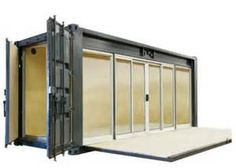 Shipping Container Parts Shipping Container Garage - Buy Shipping ...